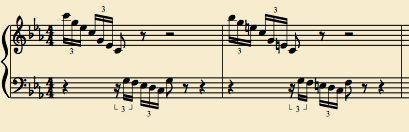 Bach zigzag 2