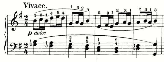 Op. 79 last movement (opening)