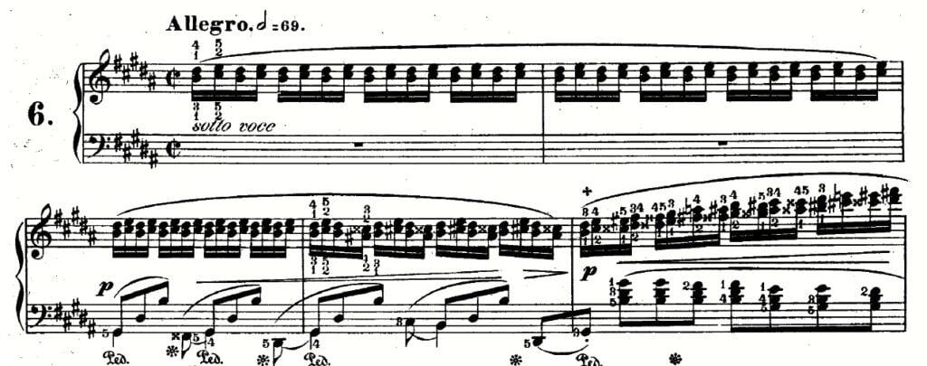 Chopin 3rds