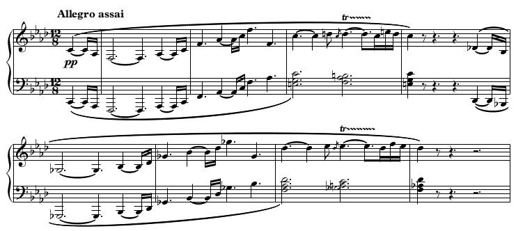 Beethoven op. 57