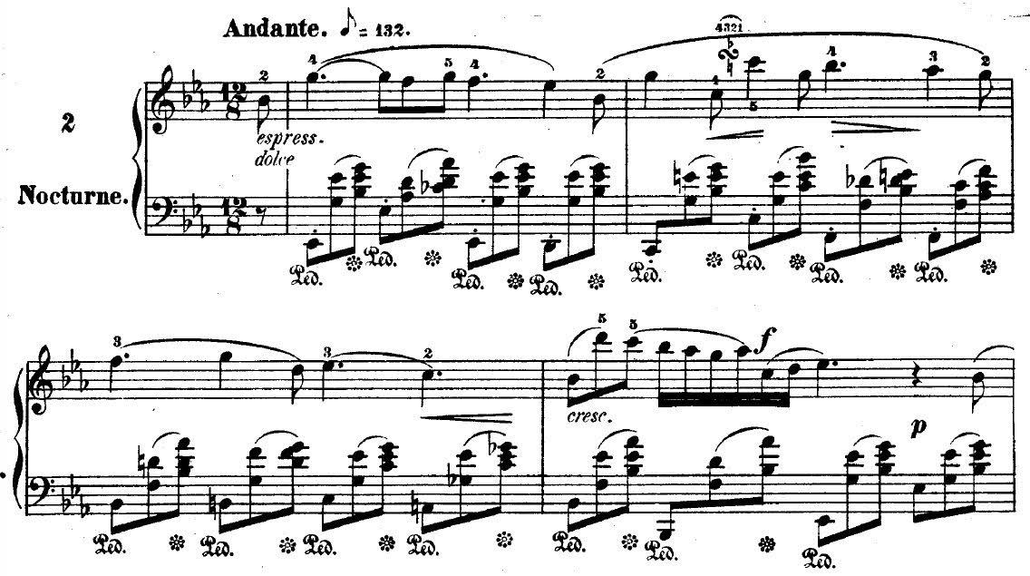 Chopin Op. 9 No. 2